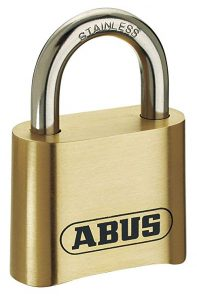 ABUS 180/50 Solid Brass Combination Padlock