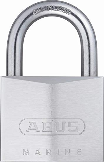 ABUS 75/50 All Weather Chrome Plated Padlock